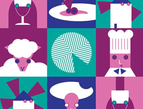 Imagen y Comunicación para evento gastronómico