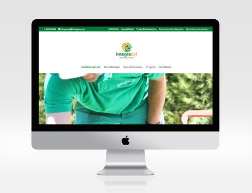 Web para centro especial de empleo