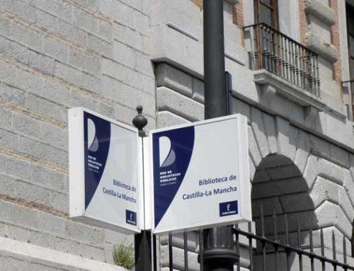 Red de Bibliotecas Públicas de Castilla La Mancha