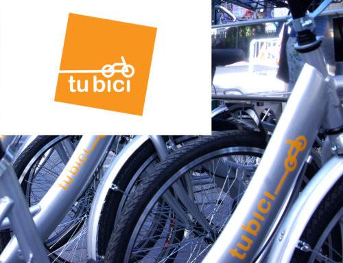Marca y aplicación para sistema de préstamo de bicicletas