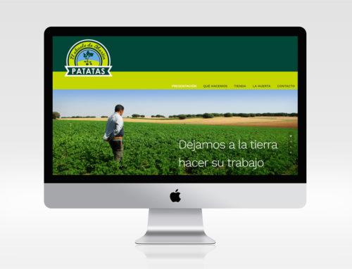 Tienda online para Marca de Patatas